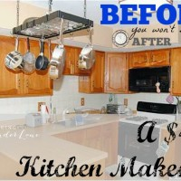A $400 Kitchen Makeover