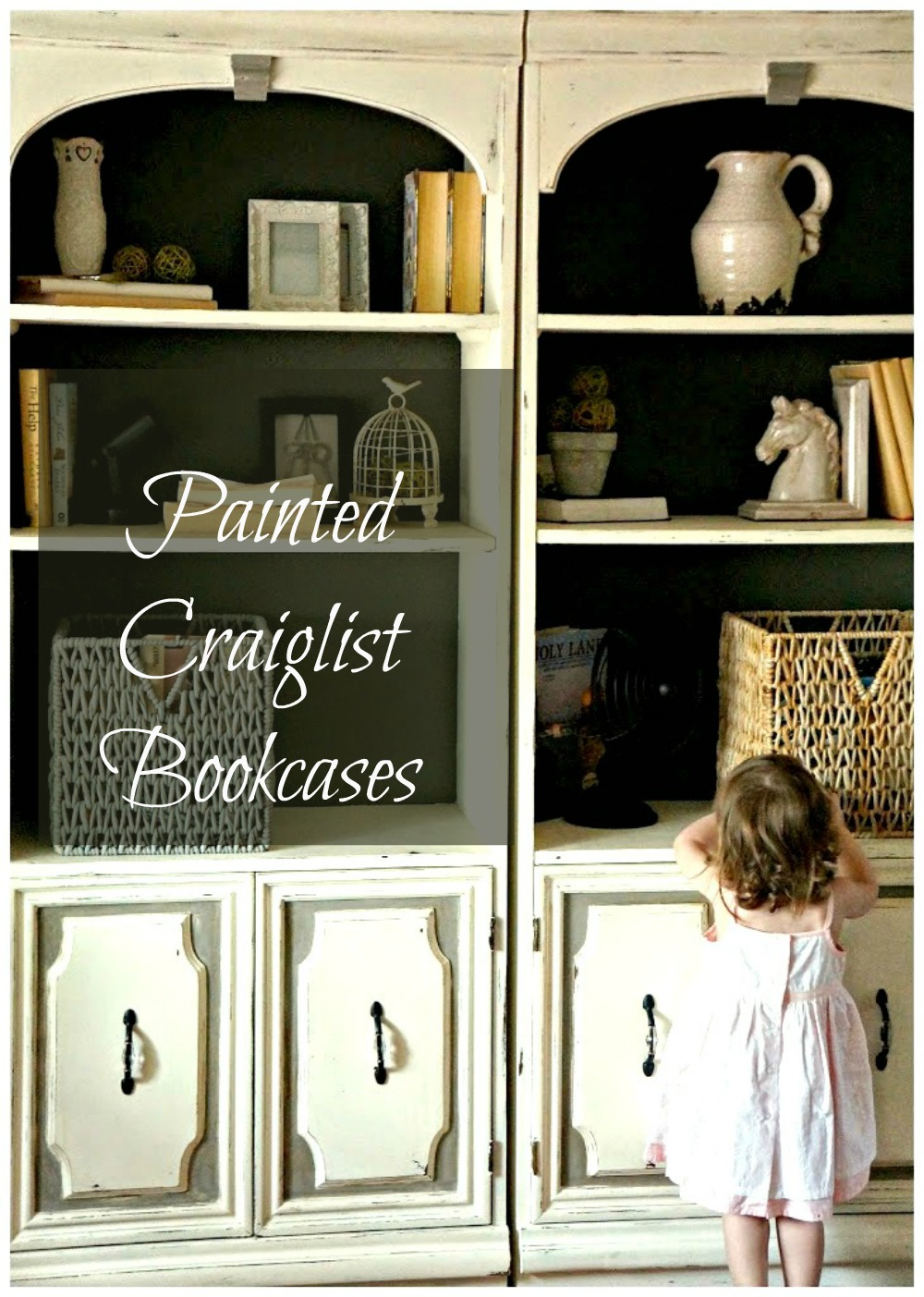 painted-craiglist-bookcases