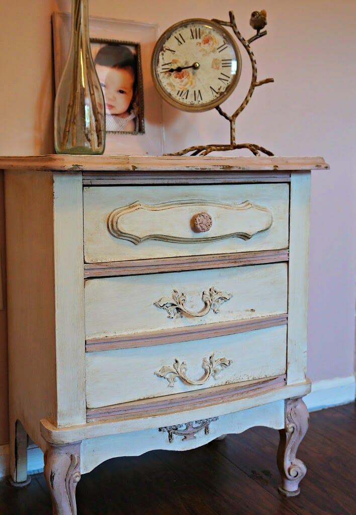 Refinishing Little Girls Room Furniture