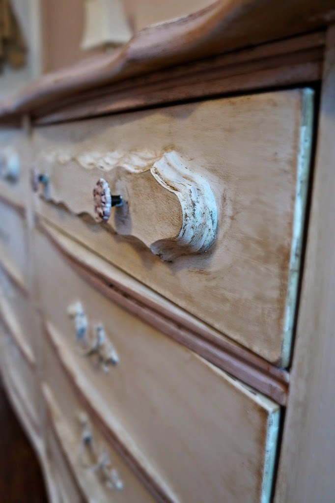 Refinishing French Provincial Furniture