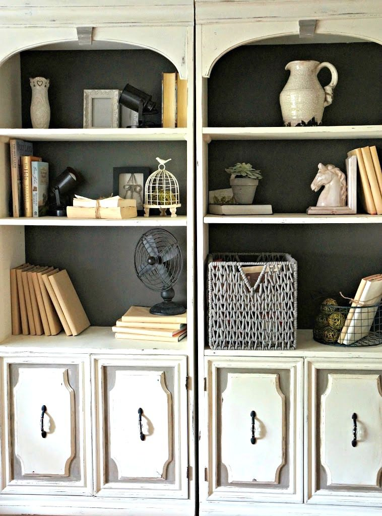 pinterest painted bookshelves likewise - photo #4