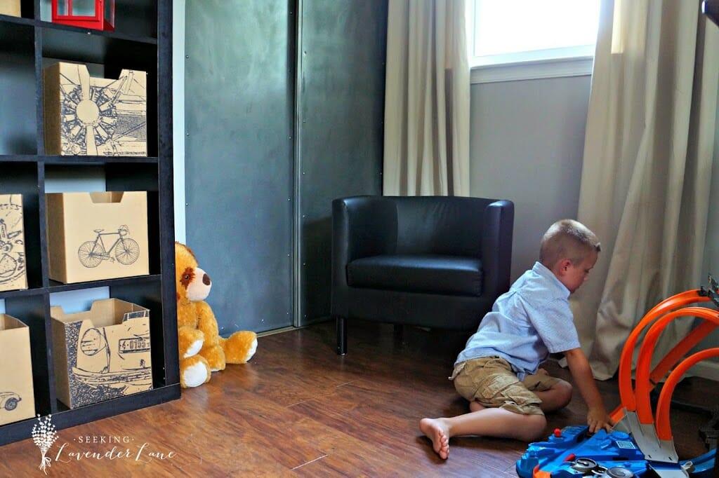 Transportation Boys Room