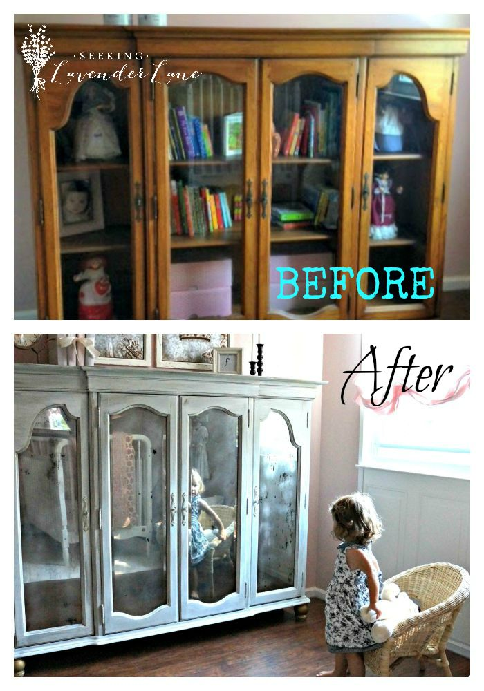 Restoring A Hutch To A Little Girl Armoire Seeking