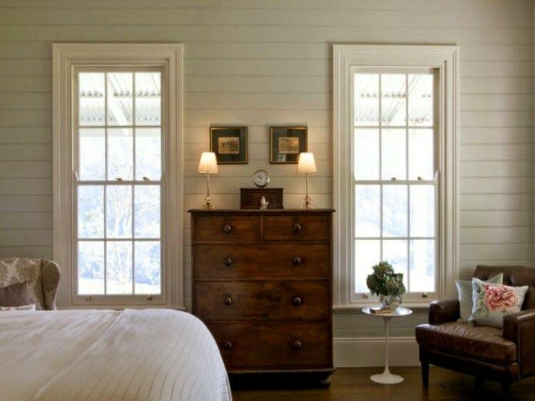 two windows side by side