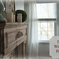 DIY Window Panes