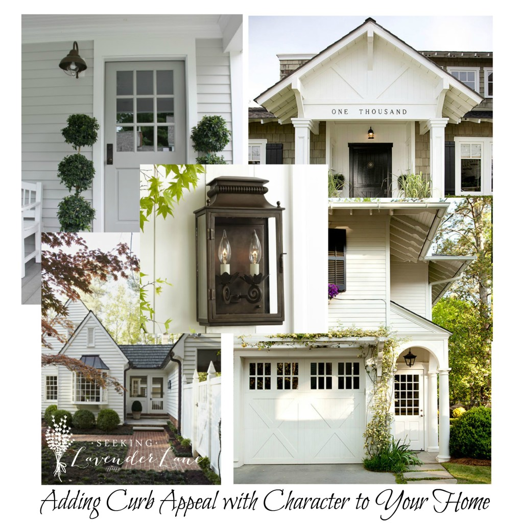 Adding Curb Appeal with Character to Your Home