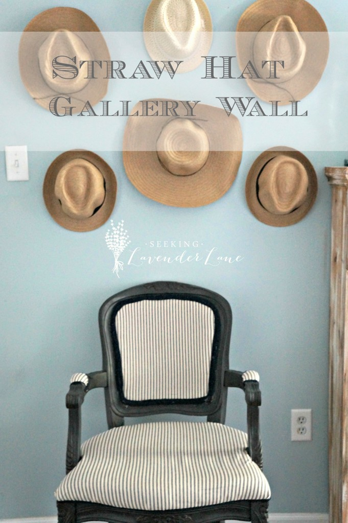 Hat Gallery Wall Display