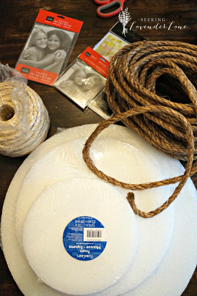 Supplies for Rope Frames