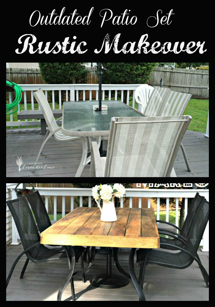 home decor how to update an outdated outdoor furniture