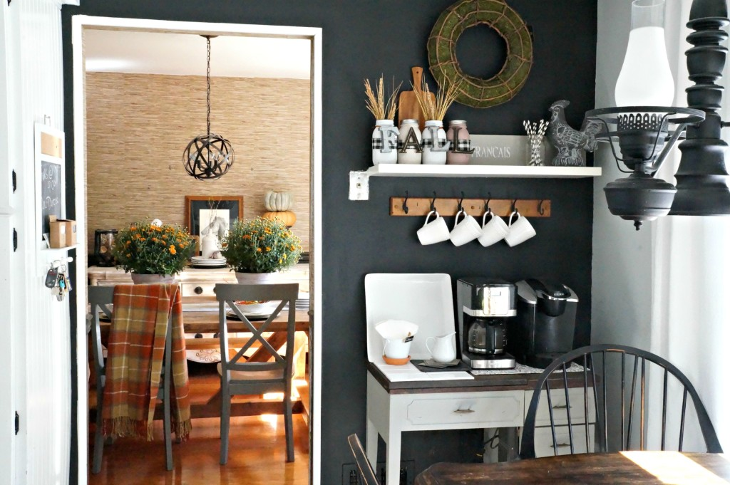 Kitchen and Dining Room Fall 2015