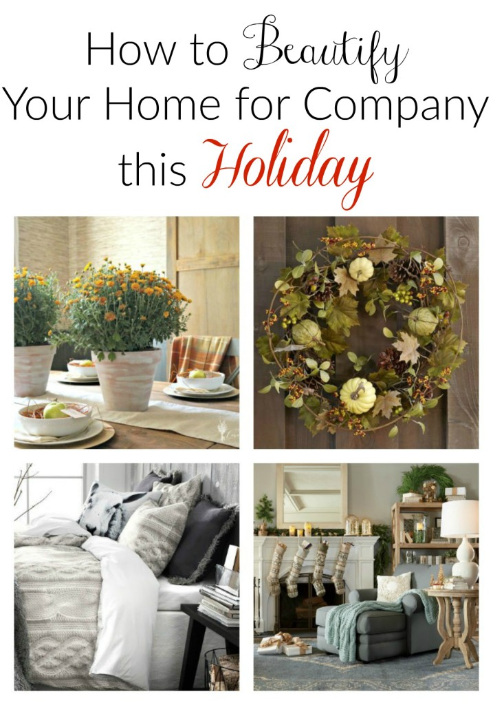 Beautify for the Holidays