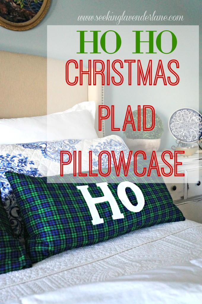 DIY HO HO pillows logo