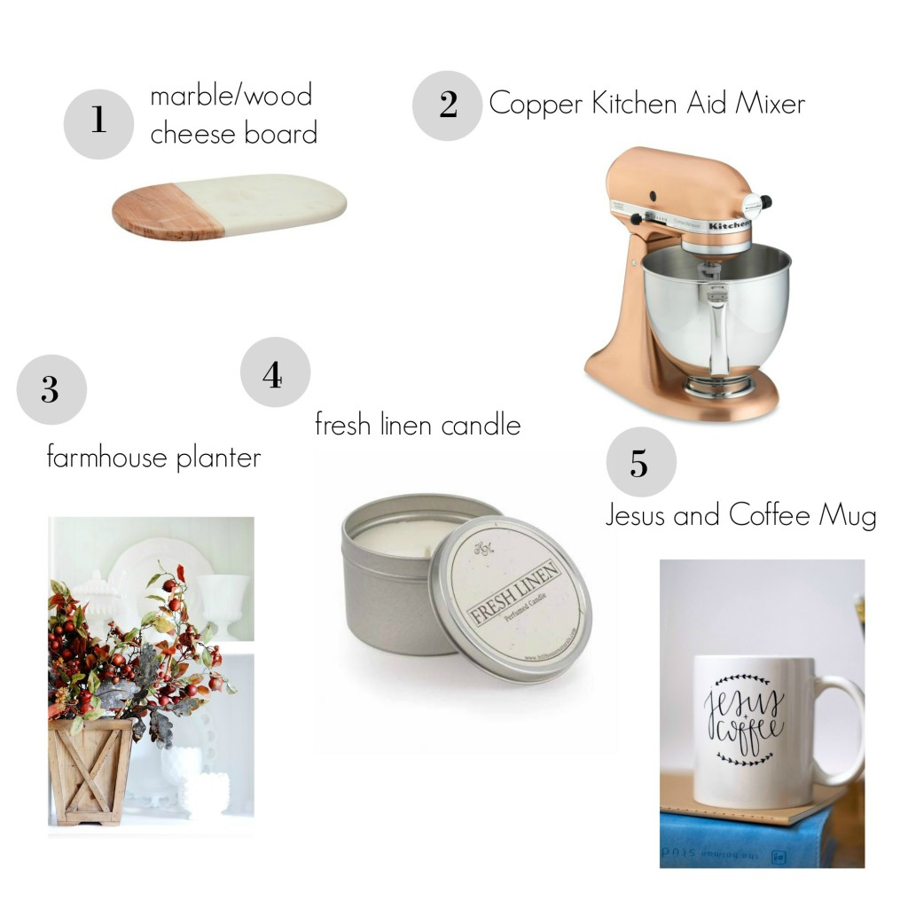 Holiday Gift Guide the Stylish Homemaker
