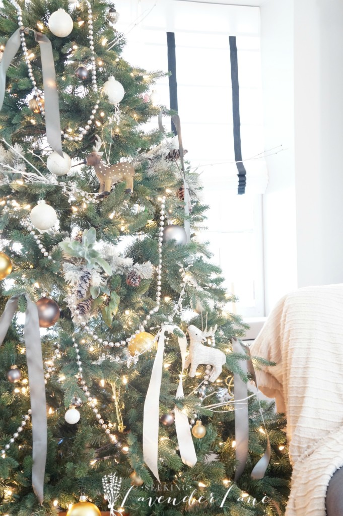 Farmhouse refined Christmas Tree