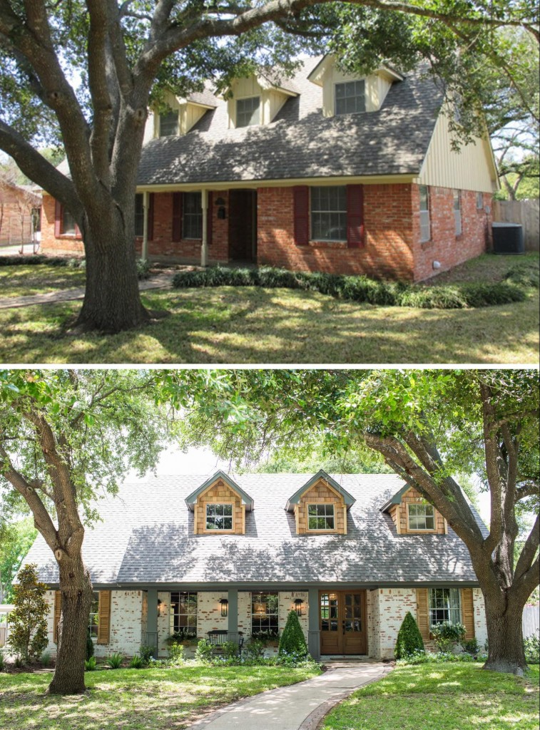 The fixer upper european cottage curb appeal seeking for The european house