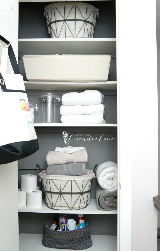 linen closet organization 8