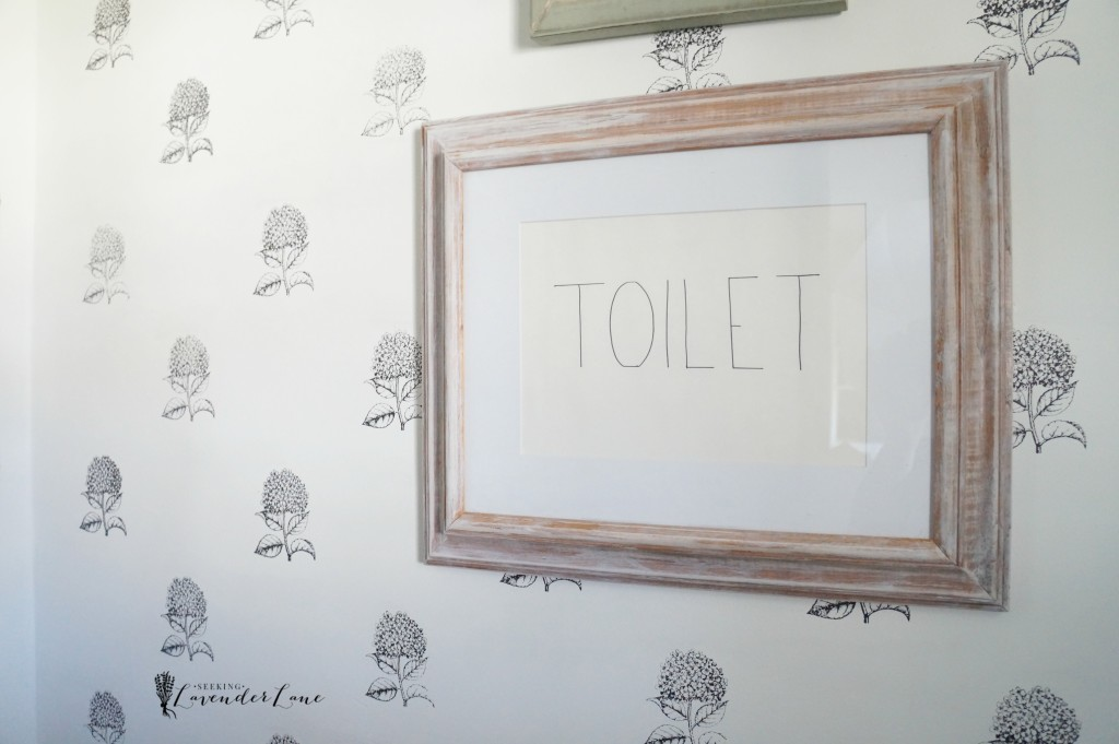 powder room makeover 6