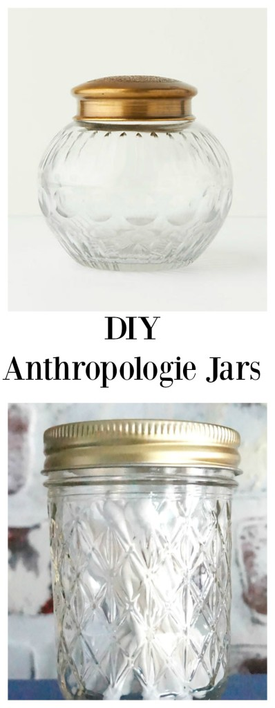 DIY Anthropologie Jars