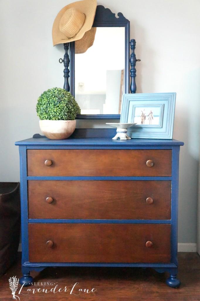 Blue Dresser 1