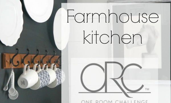 ORC Farmhouse Kitchen Room Reveal