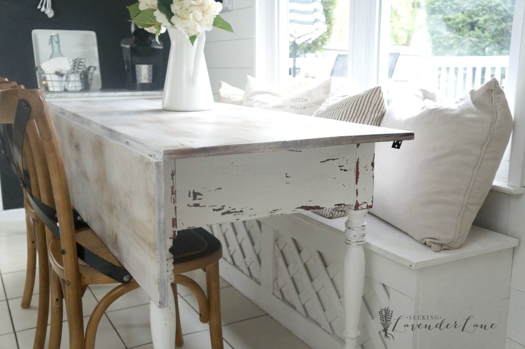 white kitchen table 2