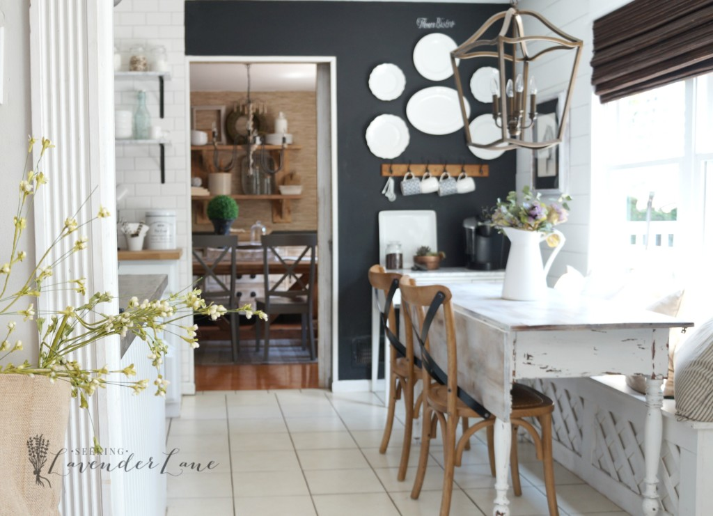 Farmhouse LIving Summer Home Tour 17