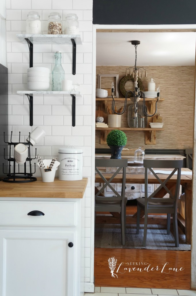 Farmhouse Living Summer Home Tour 8