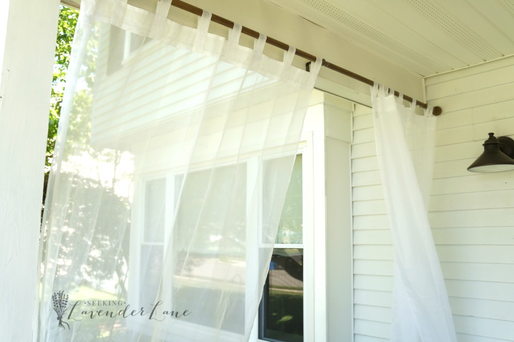 Outdoor curtains 1