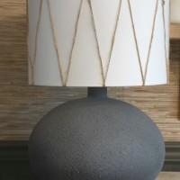 BOHO Lamp Makeover