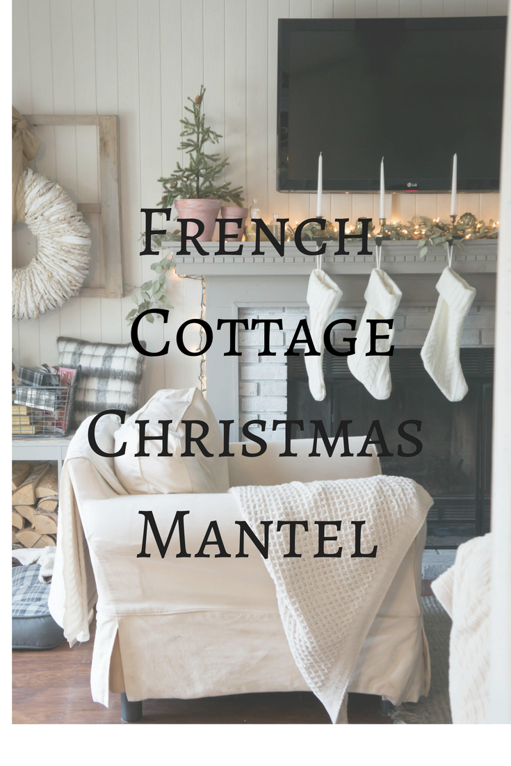 french-cottagechristmas-mantel