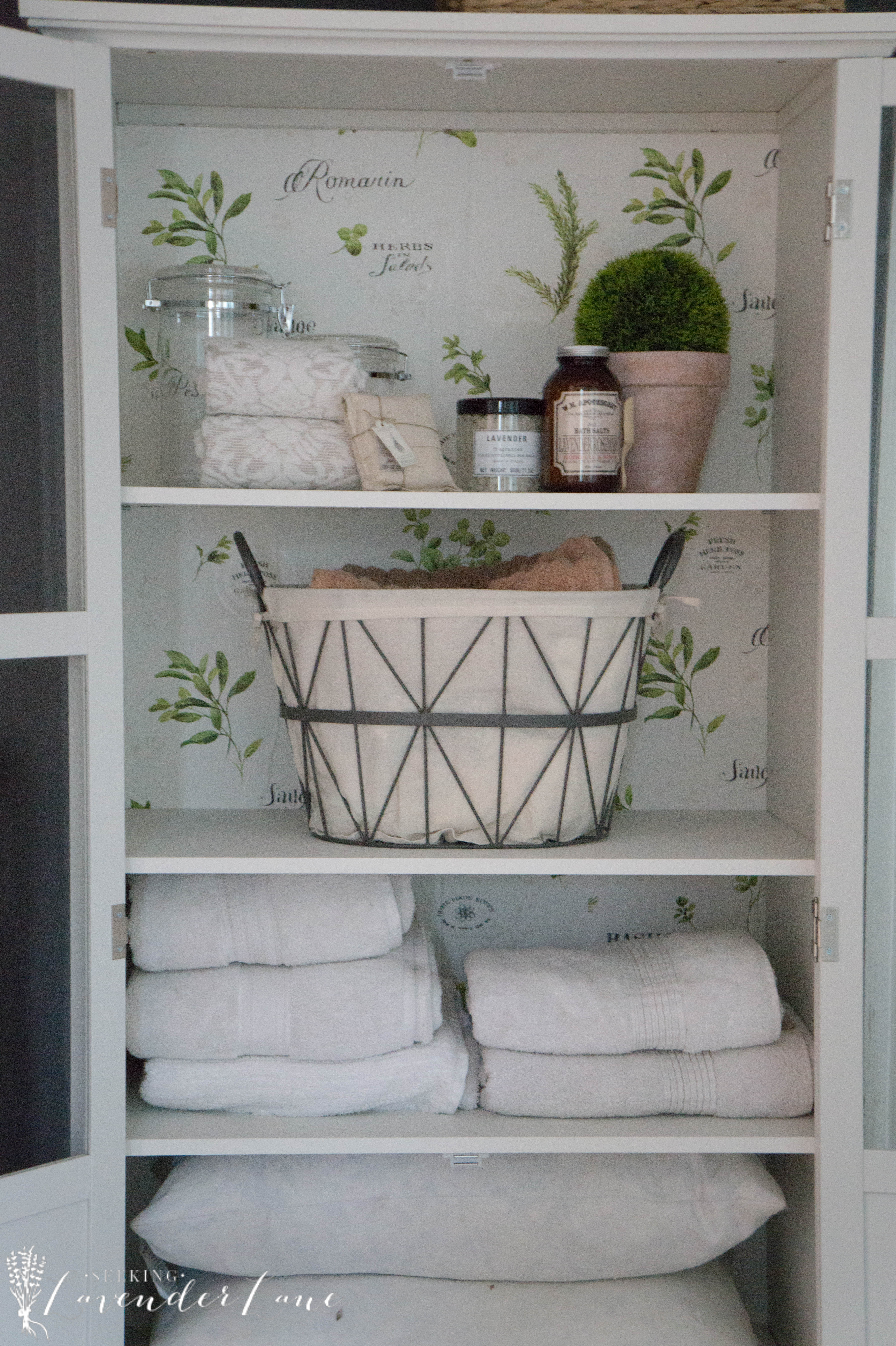 It Looks Beautiful, Fresh, And Functional Now For This Awkward And Small  Hallway Space.