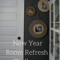 New Year New Room Refresh Challenge Reveal