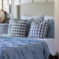 French Cottage Master Bedroom Reveal