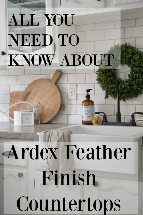 Concrete Countertops All You Need To Know About Ardex
