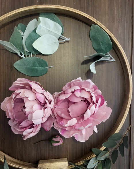 peony-greenery-for-embroidery-hoop-wreath