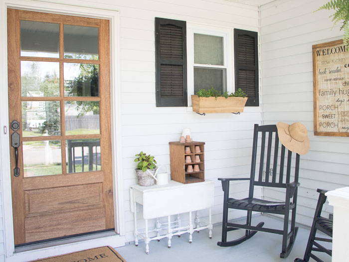 front porch ideas small front porch makeover seeking