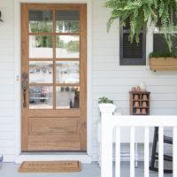 Front Porch Ideas: Small Front Porch Makeover