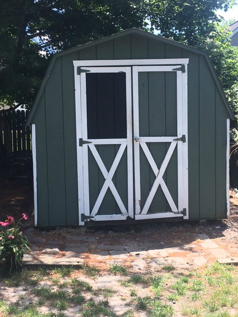 Potting Shed, Shed Makeover